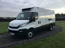 Iveco DAILY LWB FREEZER CHILLER